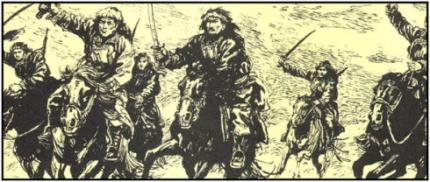 蒙古族传奇英雄嘎达梅林生平经历如何评价嘎达梅林?