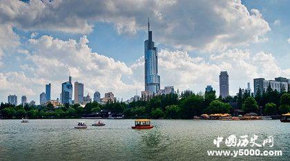 南京简介南京的历史有多久南京好玩的景点大全