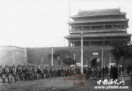 北京城门宣武门的历史宣武门什么时候建造的