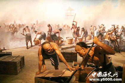 林则徐虎门销烟历史简介虎门销烟的历史过程背景和影响