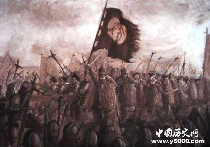 蓝田之战背景过程简介蓝田之战的结果是什么?