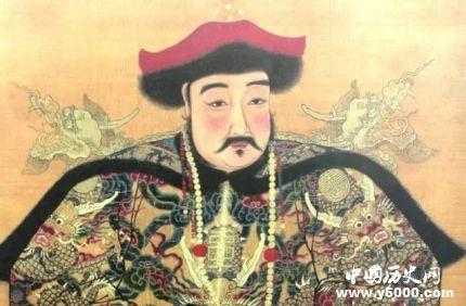 清朝豫亲王爱新觉罗·多铎生平经历多铎墓在哪里?
