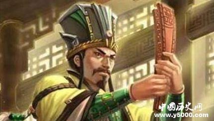 三国人物顾雍生平简介顾雍的故事顾雍是怎么死的?