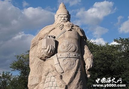 渤海郡王大祚荣生平经历如何评价大祚荣?