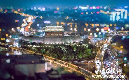 北京德胜门的历史德胜门是什么时候建造的