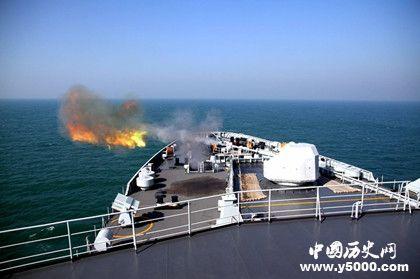 人民海军成立70周年南海舰队的成立历史和编制