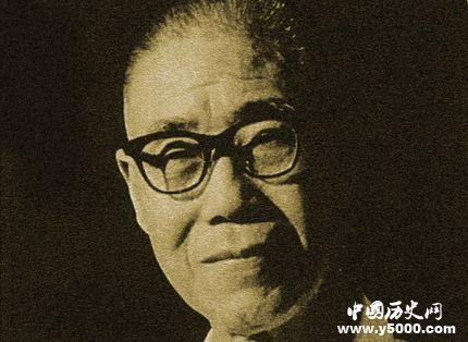 潘天寿生平经历简介潘天寿的代表作品有哪些?