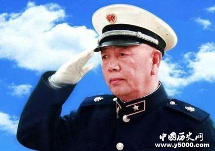 中国航母之父刘华清生平简介刘华清的履历如何评价刘华清?