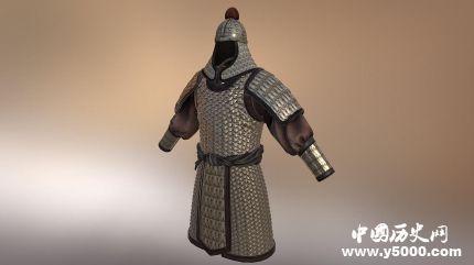 盔甲进化史:我国最早的盔甲是什么时候发明的?