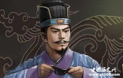 三国人物麋竺生平简介麋竺的故事麋竺是怎么死的?