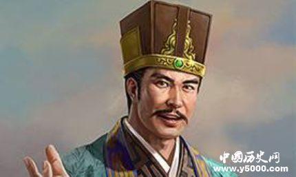 三国人物鲁肃生平简介鲁肃的故事鲁肃是怎么死的?