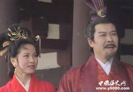 三国人物甘夫人生平简介甘夫人的故事甘夫人是怎么死的?