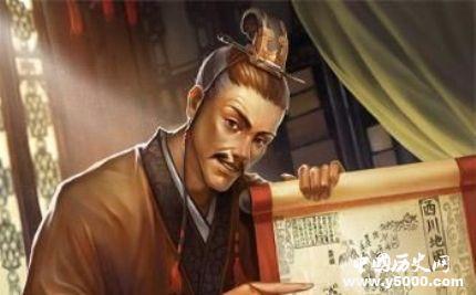 三国人物张松生平简介张松的故事张松是怎么死的?