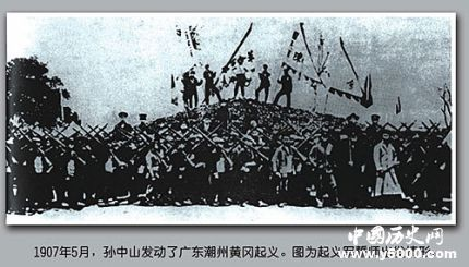 黄冈起义简介黄冈起义的领导人黄冈起义失败原因是什么?