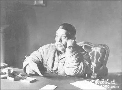 袁世凯生平资料介绍袁世凯是怎么死的袁世凯历史评价