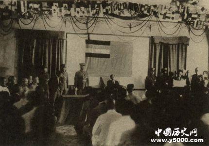 伪满洲国简介伪满洲国的历史伪满洲国为什么不叫大清?